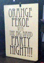 orange pekoe big band