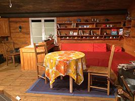 クルーブハル夏の家