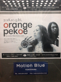 orange pekoe Acoustic Duo Live 2018