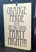 orange pekoe big band