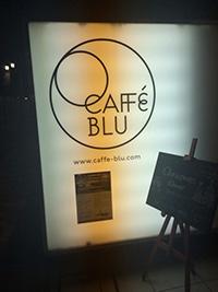 caffee blu