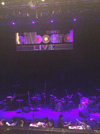 Taeko Onuki Billboard Live Tour 2016